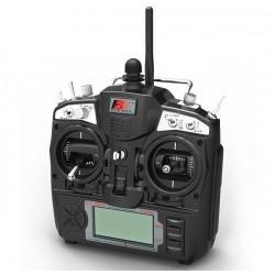 Radio Emissor 2.4Ghz Fly Sky 9 Canais c/ Receptor de 8 canais