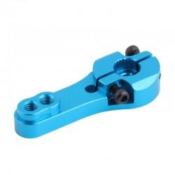 Braço de Servo Aluminio 35mm 25T azul(Futaba)