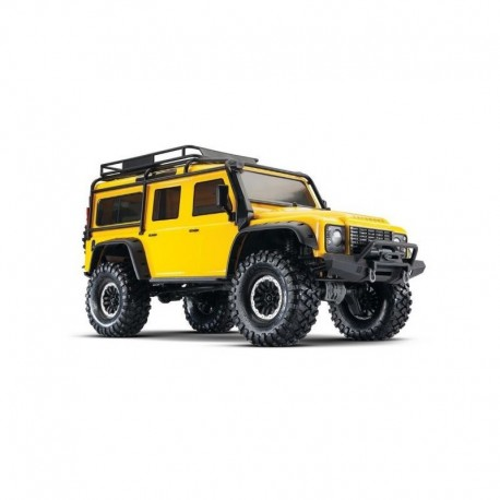 TRX4 Scale E Trail Defender Crawler, Yellow Ed.Limt