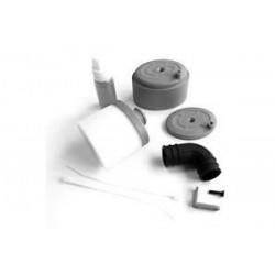 Filtro de Ar 1/8 Waterproff c/ oleo de filtro