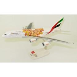 A380-800 (Emirates Expo 2020 Dubai UAE, Orange) A6-EEY 1:250