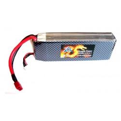 Bateria Lipo 5200mAh 3S 11,1v 60C DP Dean
