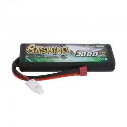 Bateria Gens Ace 3000mAh 7.4V 50C 2S Bashing