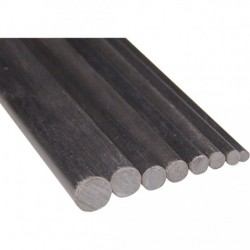 GLASS FIBRE ROD 3MM/1M