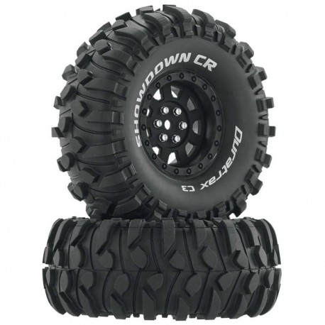 Showdown CR 1.9 Crawler C3 - Super Soft Colado (2) Duratrax