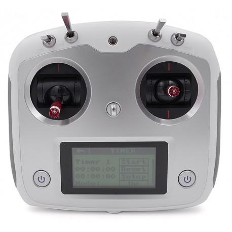Rádio digital FlySky FS-i6S 10 canais,Ecrã Tátil C/ receptor FS-iA10BC/ Suporte Tablet/Telemovel