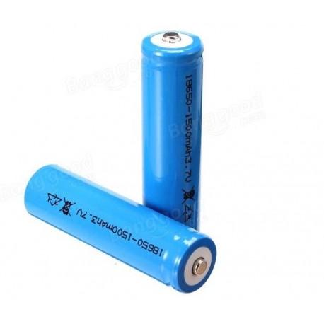 Bateria ion-litio 3.7V 1500mah(pack 2 un)