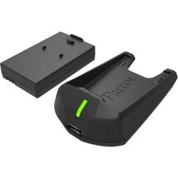 Carregador+Bateria 550mAh Parrot Mini Drones