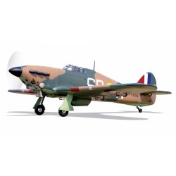 Hawker Hurricane 2210mm 50-55cc gas ARTF