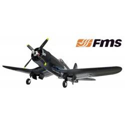 Avião F4U 1430 PNP EPO FMS Blue