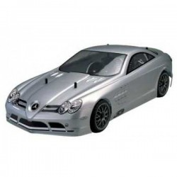 Body, TS4, Mercedes Benz SLR, painted
