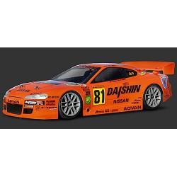 Body, unpainted, Nissan Silvia GT, 200 mm