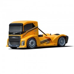 Hobao Hyper EPX Semi Truck On-Road ARR Yellow Body