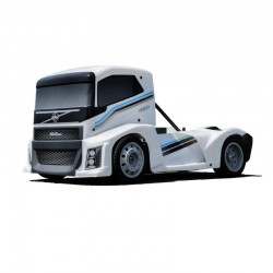 Hobao Hyper EPX Semi Truck On-Road ARR White Body
