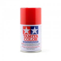 Tinta PS-2 Vermelho(Polycarbonato) 100ml