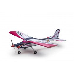 Avião Calmato Alpha 40 Trainer-Asa Alta (EP/GP)Purple