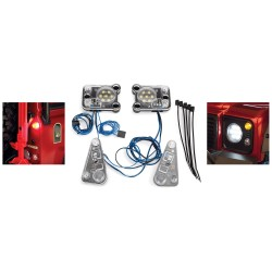 Led Headlight/Tail light Kit TRX4