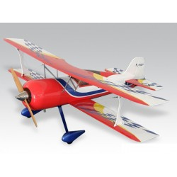 Avião Pitts M-12 30% 50cc