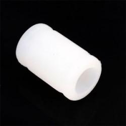 Silicone exhaust coupler, 1/8 Branco