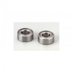 Ball bearing, 4x7x2.5, 2 units
