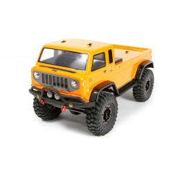 Body Unpainted Jeep Mighty FC 1/10