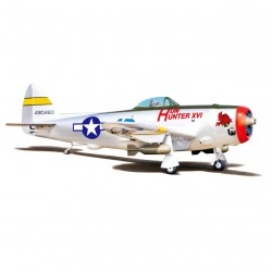 PLane P-47 THUNDERBOLT 33-45cc gas ARTF 2100mm