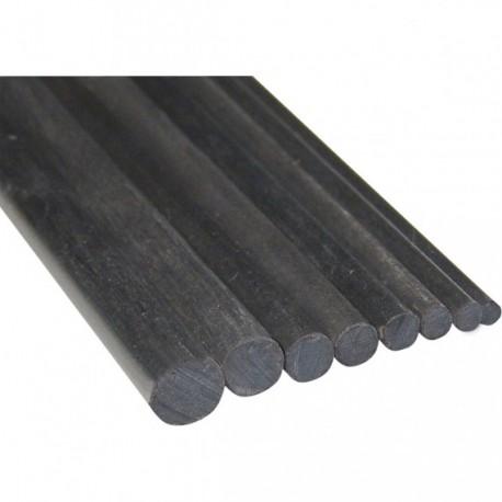 Varão de Fibra de Carbono 1,5MMx1M