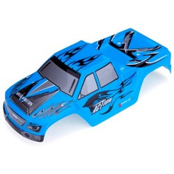 Carroçaria Azul p/ Jeep 1/18 Vortex