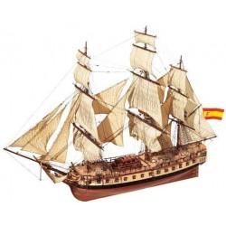 Barco Fragata Diana - OCCRE