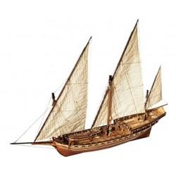 Barco Caçador Jabeque - OCCRE