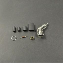 Campandola de substituição p/Velas BMR6A 19mm 90º