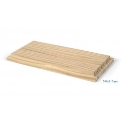 Base para barco 265x130mm - OCCRE