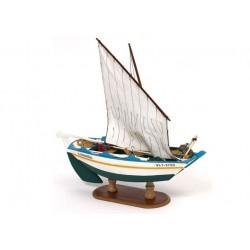 Barco Gamela Carmiña - OCCRE