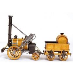 Locomotiva de foguetes - OCCRE