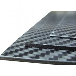 Placa de Carbono 350/150/0,5MM