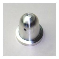 Prop adapter, nut, PRO-46