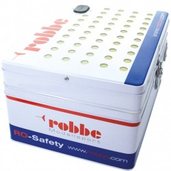 ROBBE RO-SAFETY LIPO TRANSPORTE SEGURO E CARREGAMENTO DE BATERIA LIPO