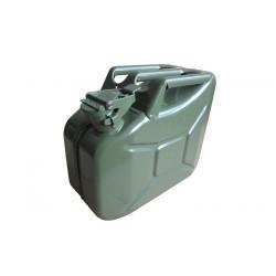 Jerrican Metálico 10L Verde
