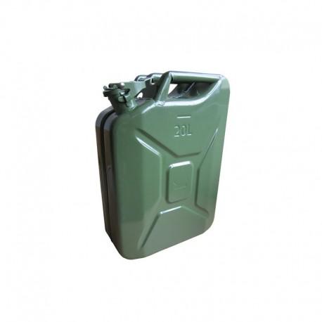 Jerrican Metálico 20L Verde