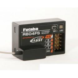 Receiver R604FS, 4ch, 2.4Ghz